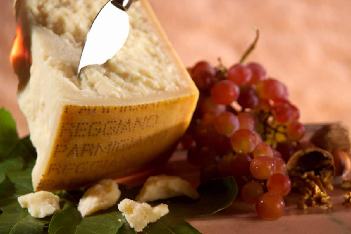 King of cheeses